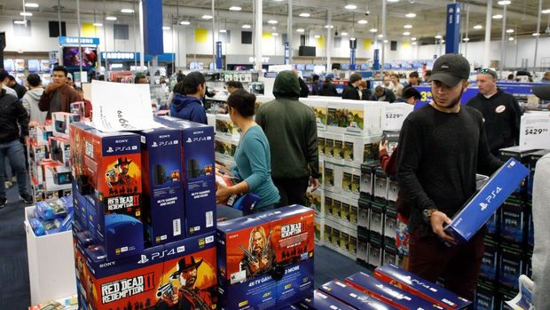 PS4 Sales Sony