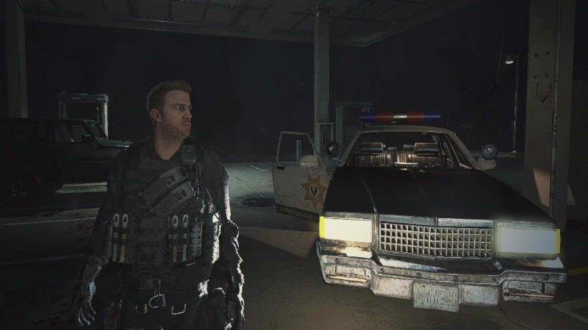 Resident Evil 2 Remake zombie kills, Resident Evil 2 First-Person Mod