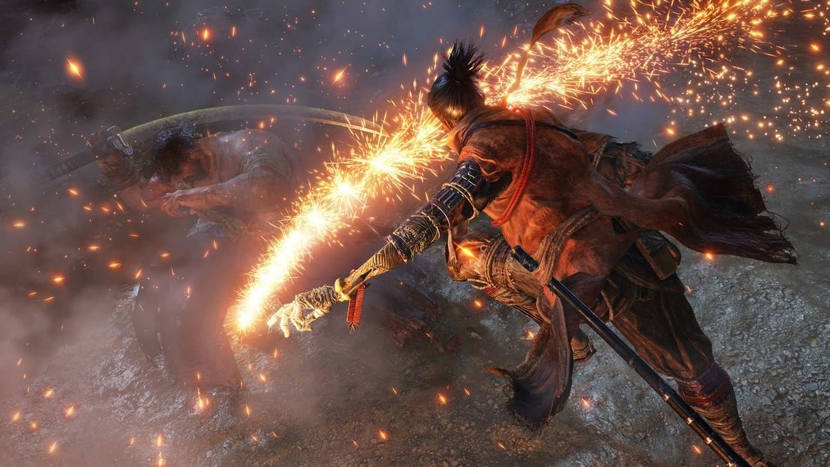 Sekiro: Shadows Die Twice Unveils Great Serpent, An Intimidating New Foe