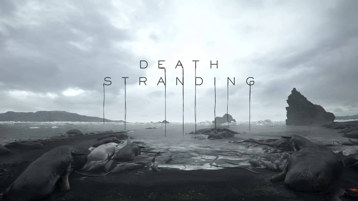 A Cryptic Tweet Suggests Death Stranding Release Date To Be November 8, 2019