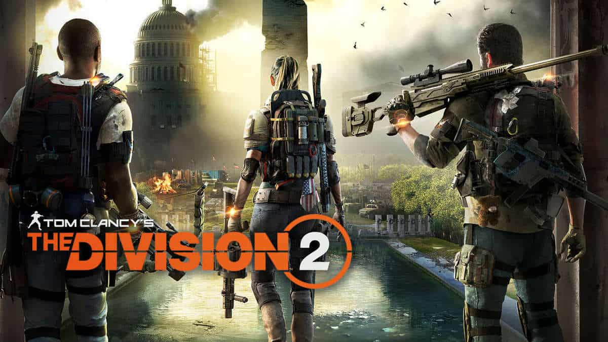 The Division 2 pc technical test