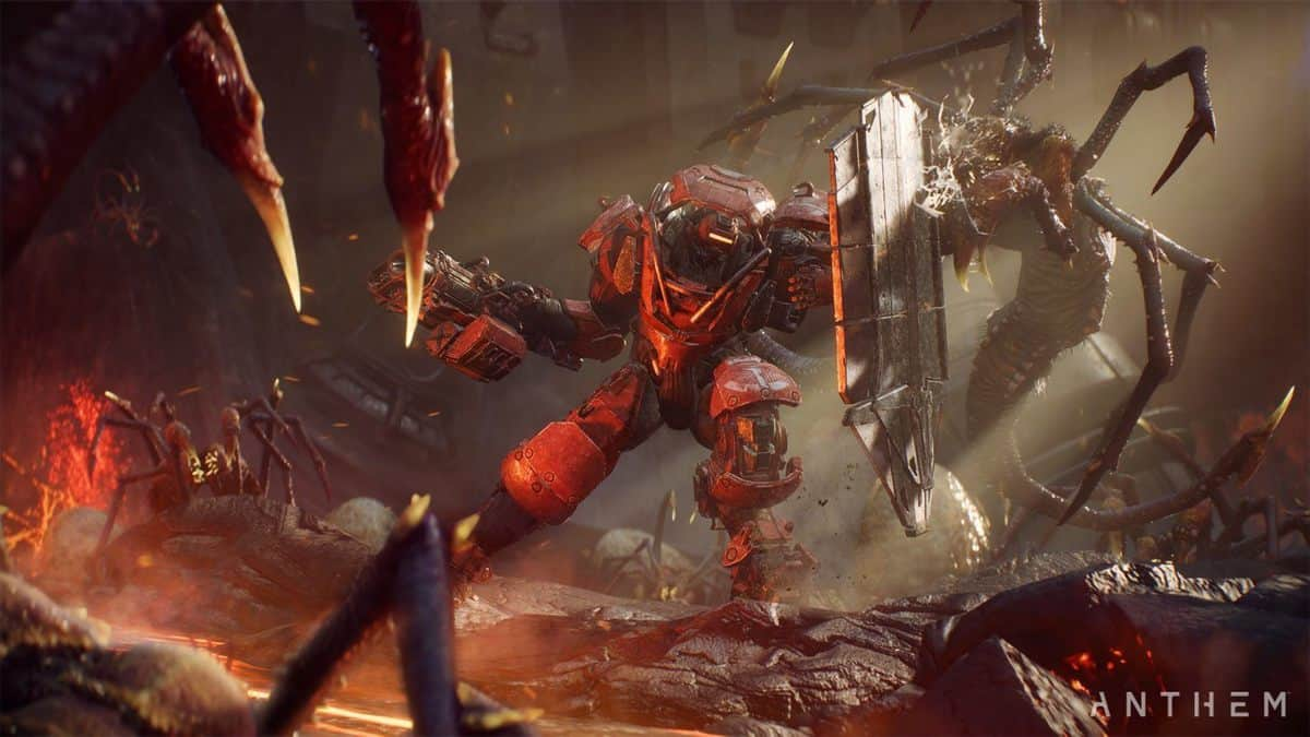 Anthem Colossus Class Builds Guide