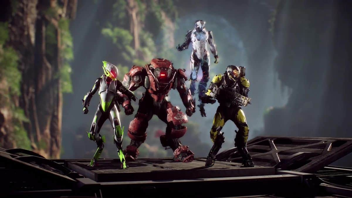 Anthem Combos Guide, Anthem Unlock Timings