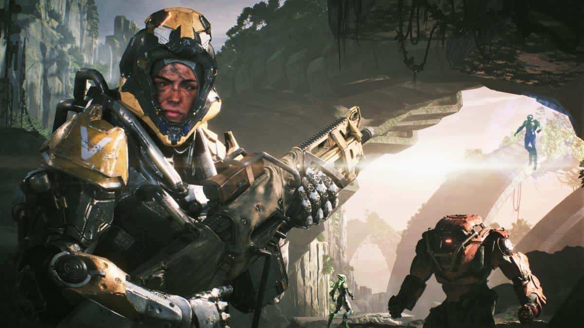 Anthem End Game – What to Do After Completing the Story, High-Tier Loot, Strongholds