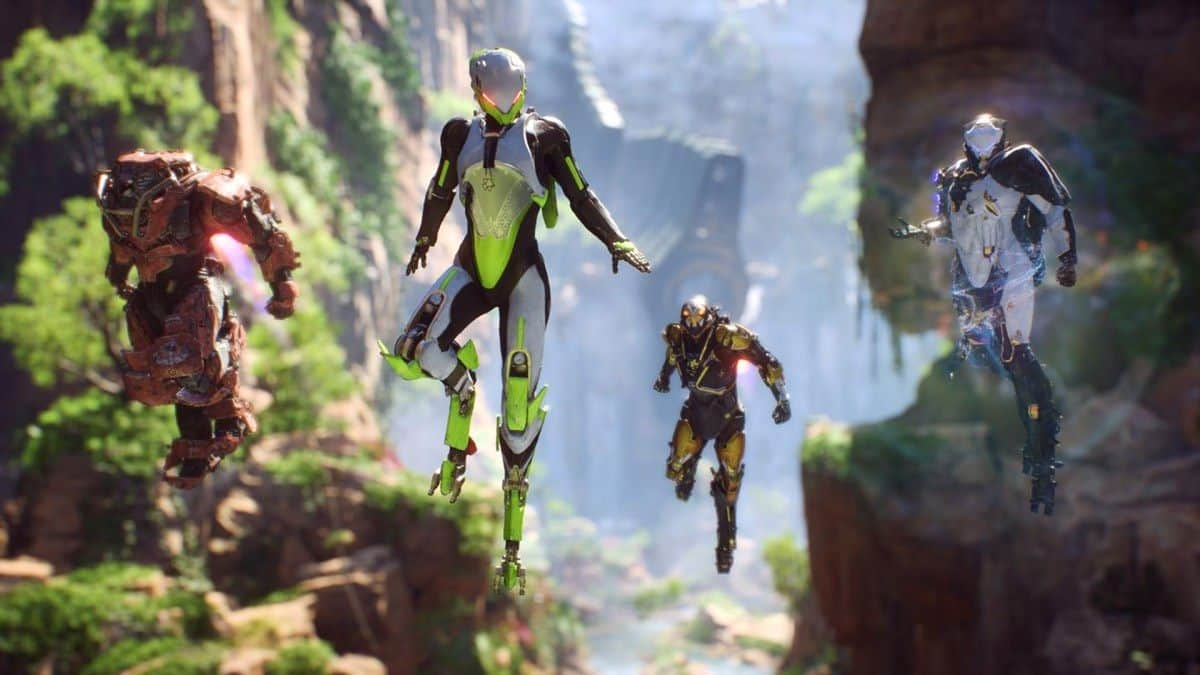 Anthem Javelins Guide