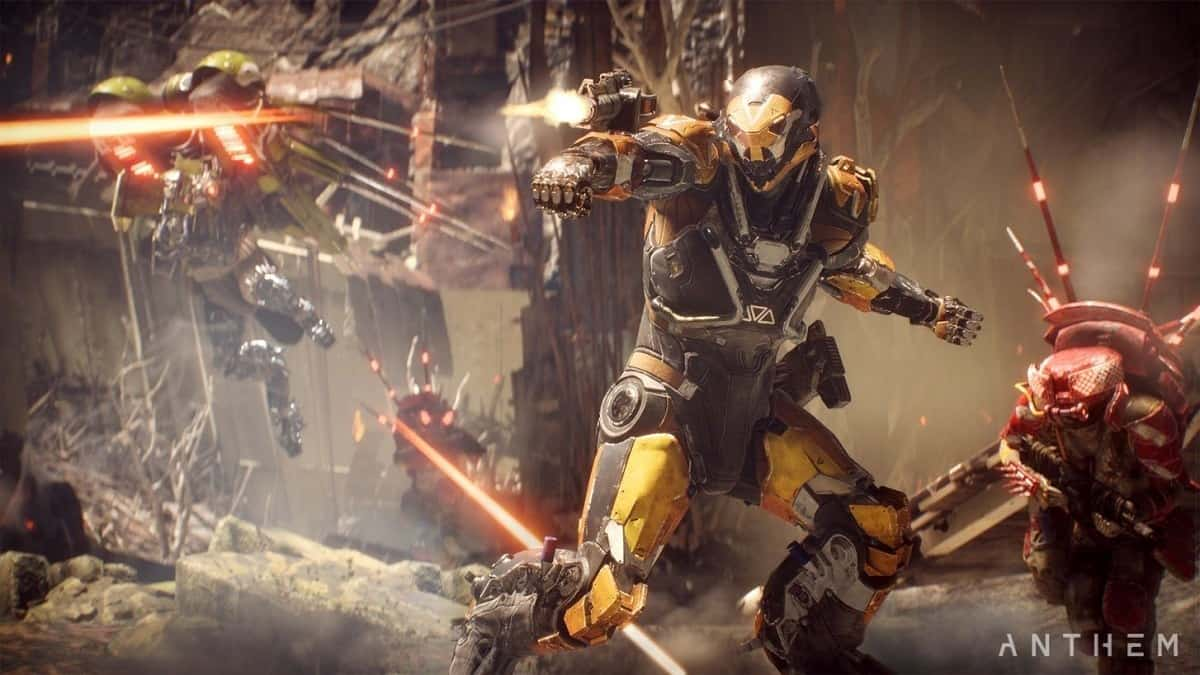Anthem Ranger Class Builds Guide – Sniper, Melee, Crowd Control Builds, Recommended Loadouts
