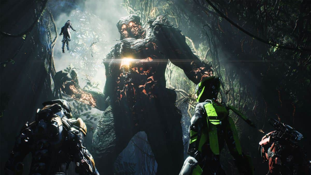 Anthem Tombs Challenge Guide – How to Complete, All Challenges