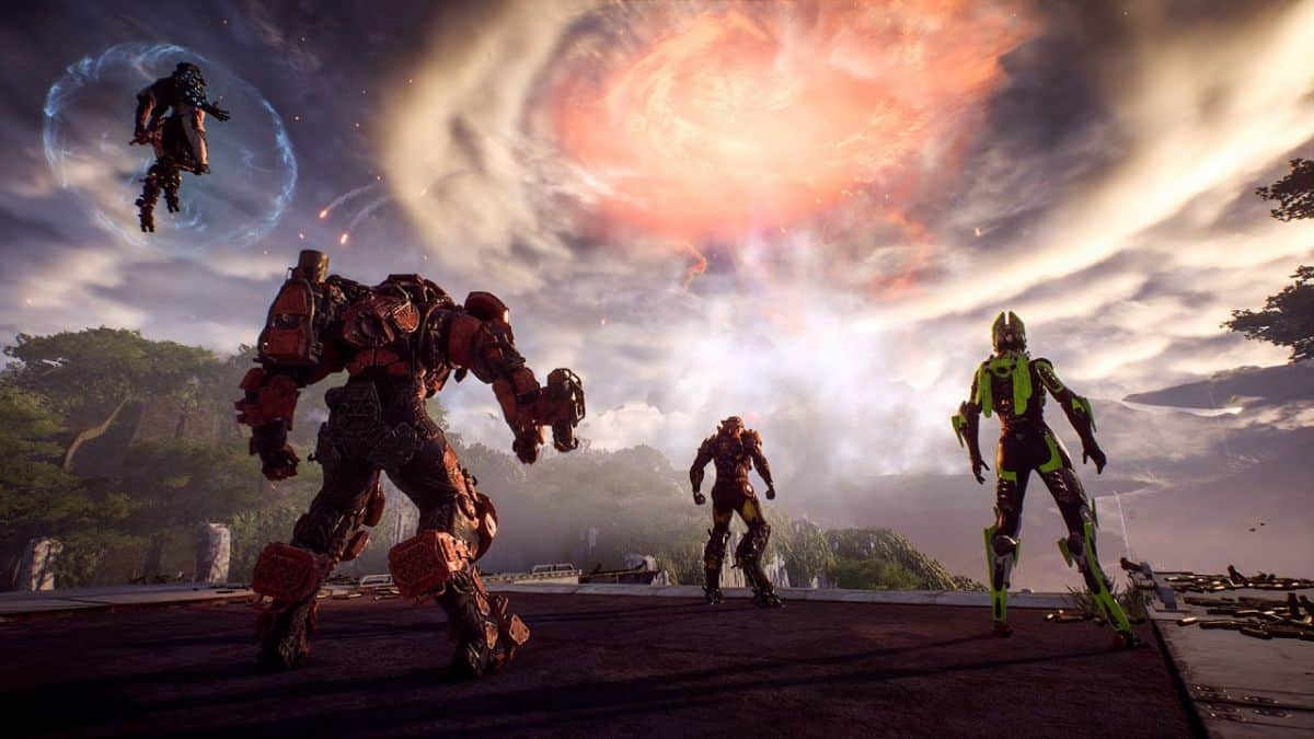 Anthem Treasure Chests Locations Guide