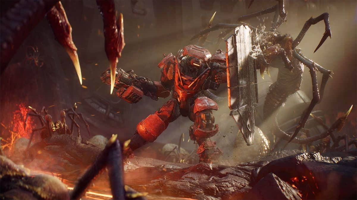 Anthem Weapons Guide | Anthem Contracts Walkthrough Guide