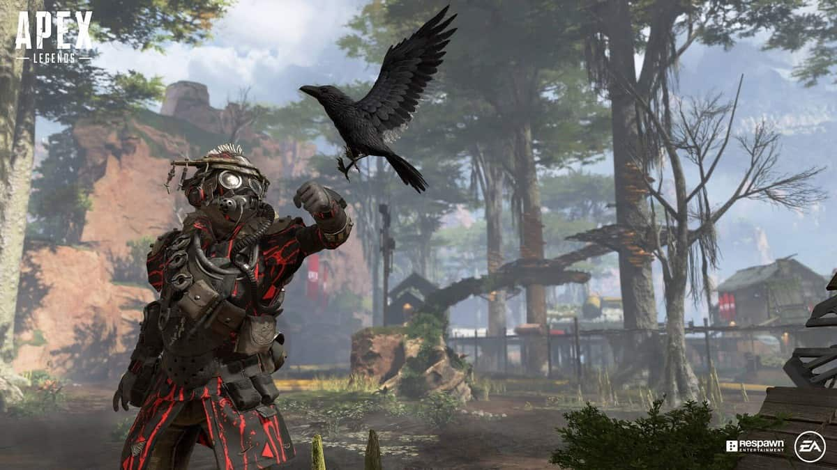 Apex Legends Bloodhound Character Guide | Apex Legends Map Guide