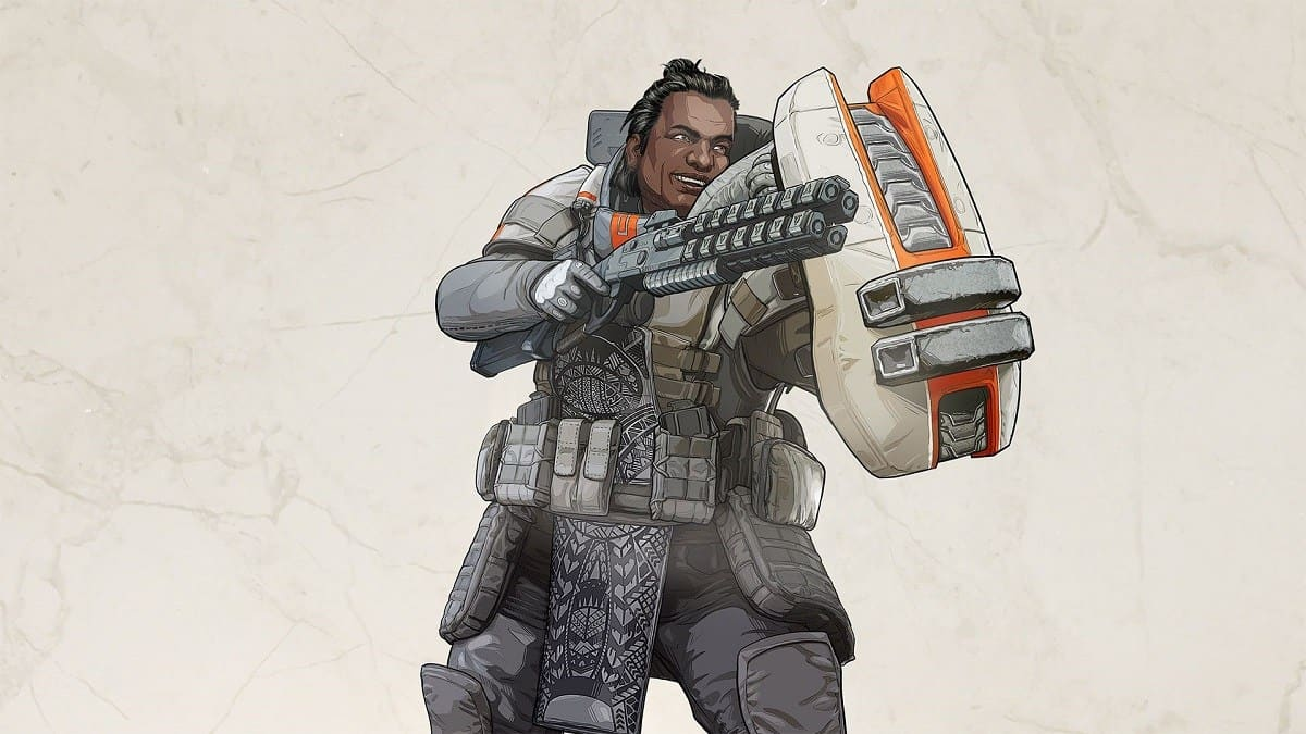 Apex Legends Gibraltar Character Guide
