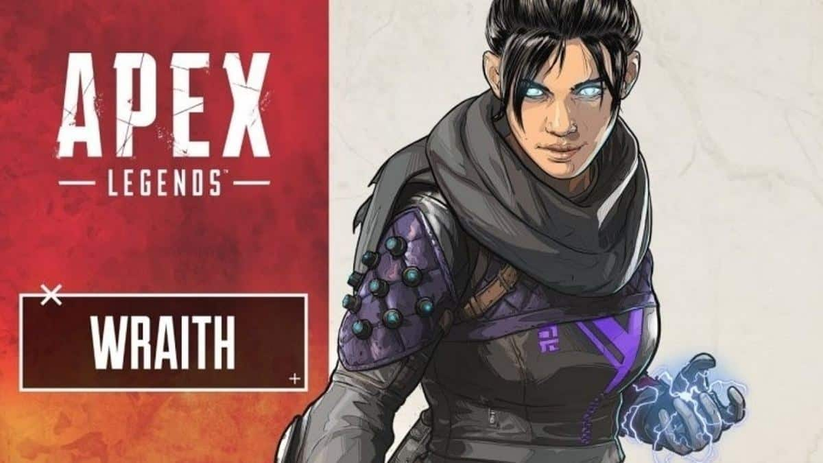 Apex Legends Wraith Character Guide