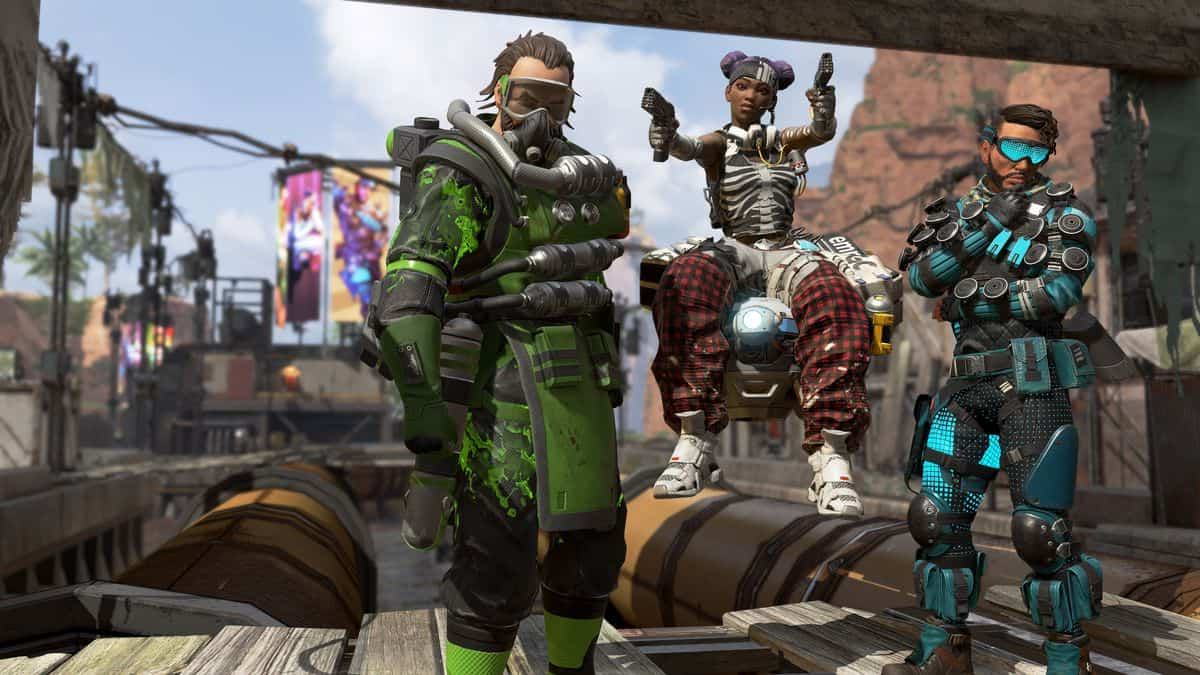 How to Heal and Restore Shield in Apex Legends