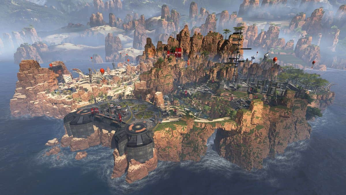 Best Landing Spots in Apex Legends, Apex Legends map leak