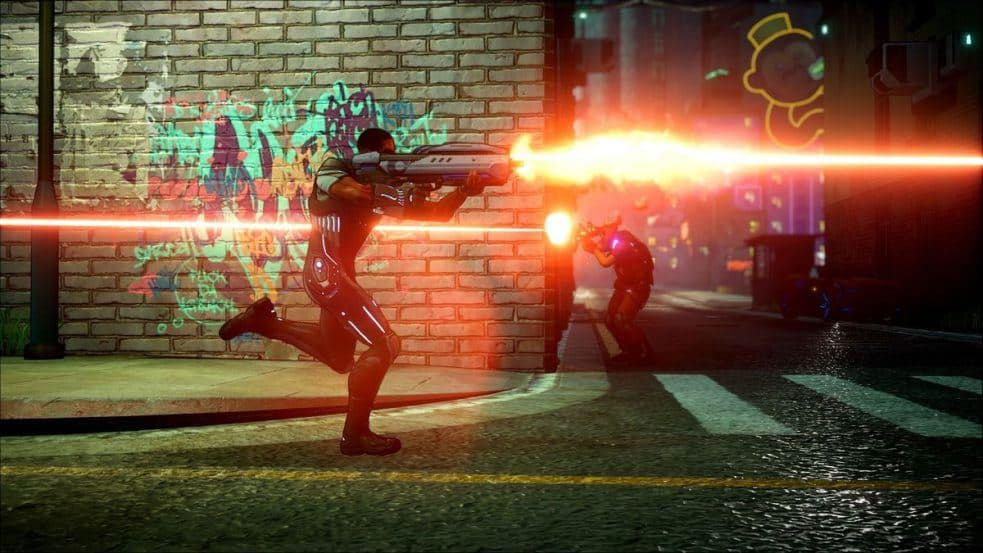 Crackdown 3 Skills & Abilities Guide