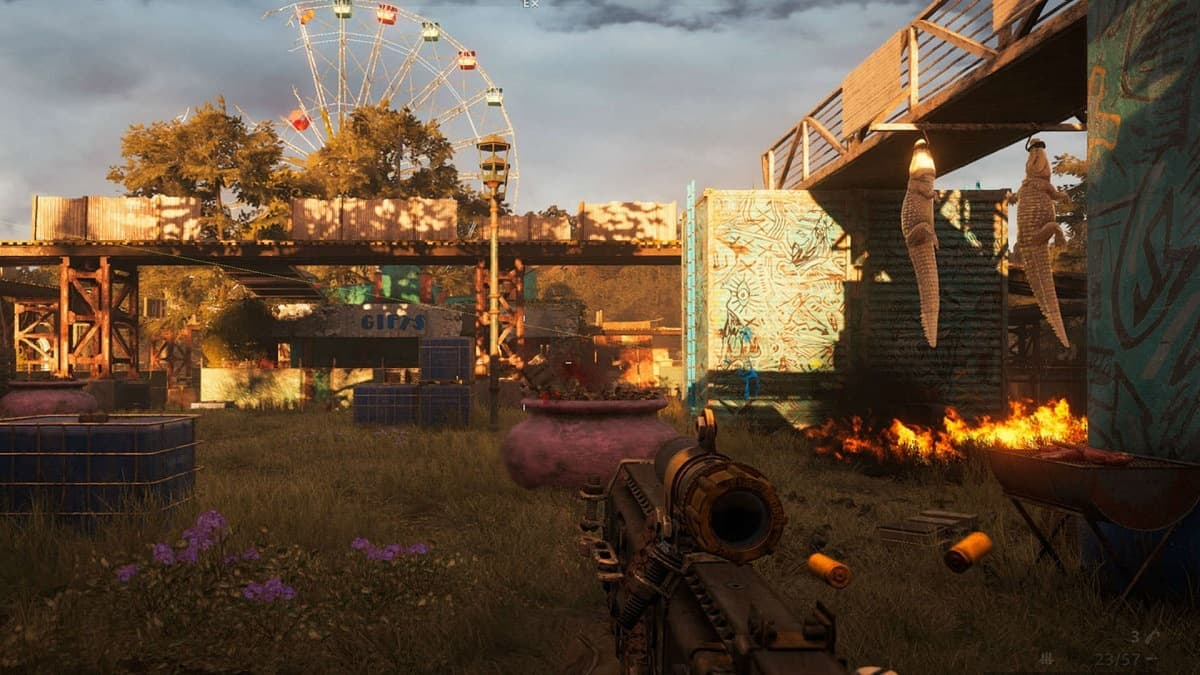 Far Cry New Dawn Lockpicking Guide
