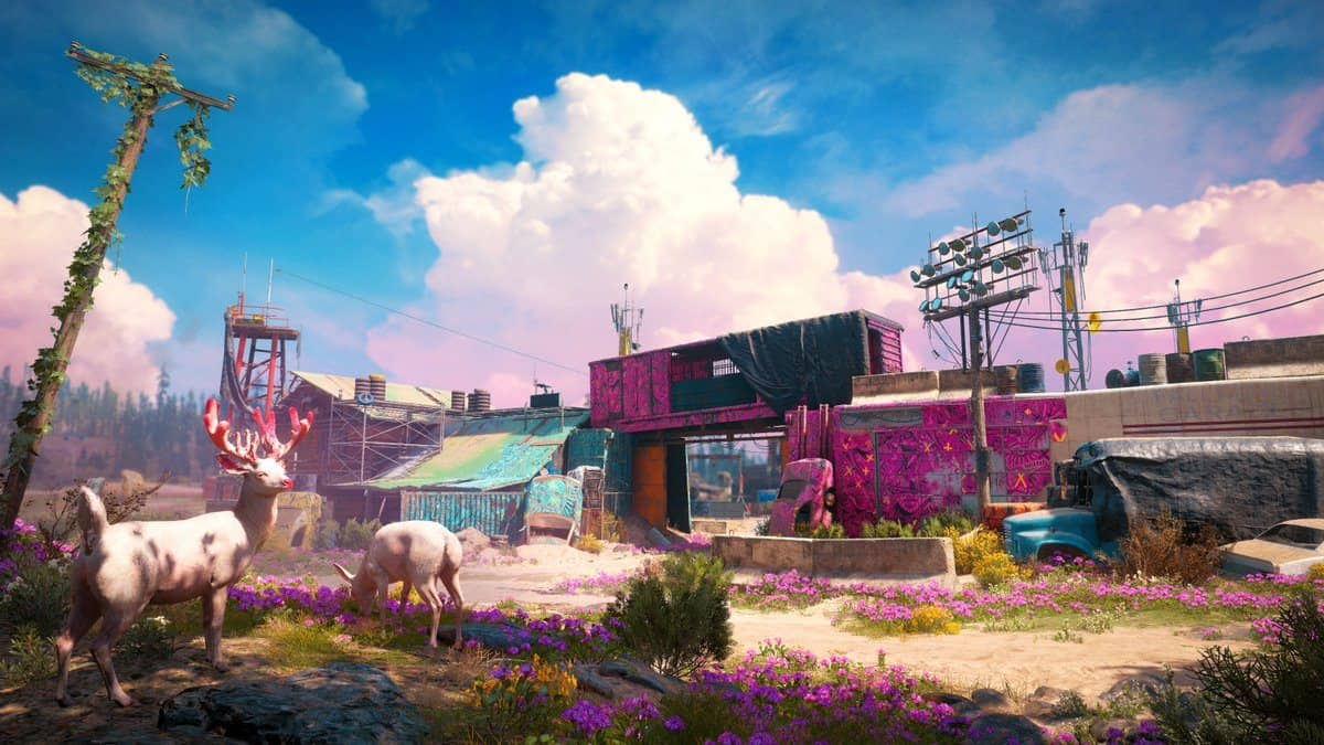 Far Cry New Dawn Titanium Farming Locations Guide