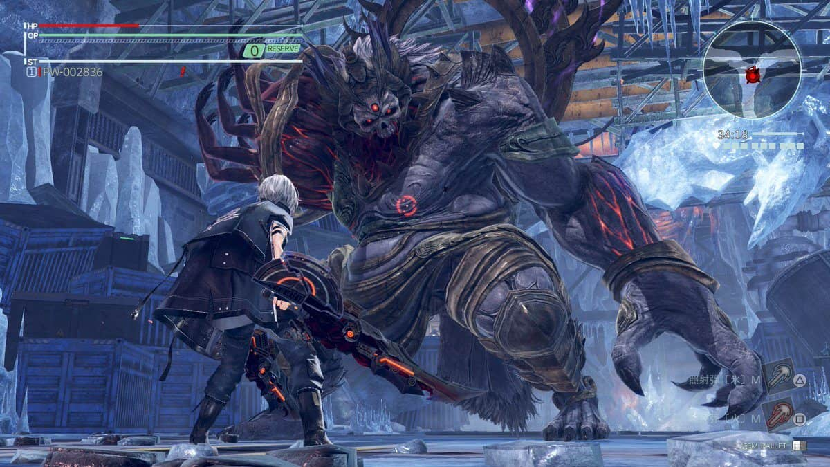 God Eater 3 Burst Arts Guide