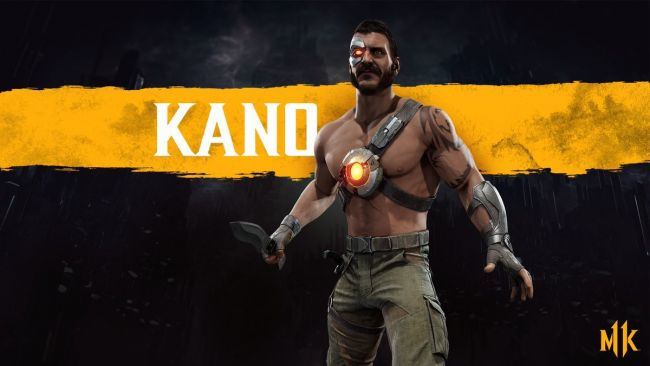 Another Klassic Character Joins The Fight, Kano Revealed For Mortal Kombat 11