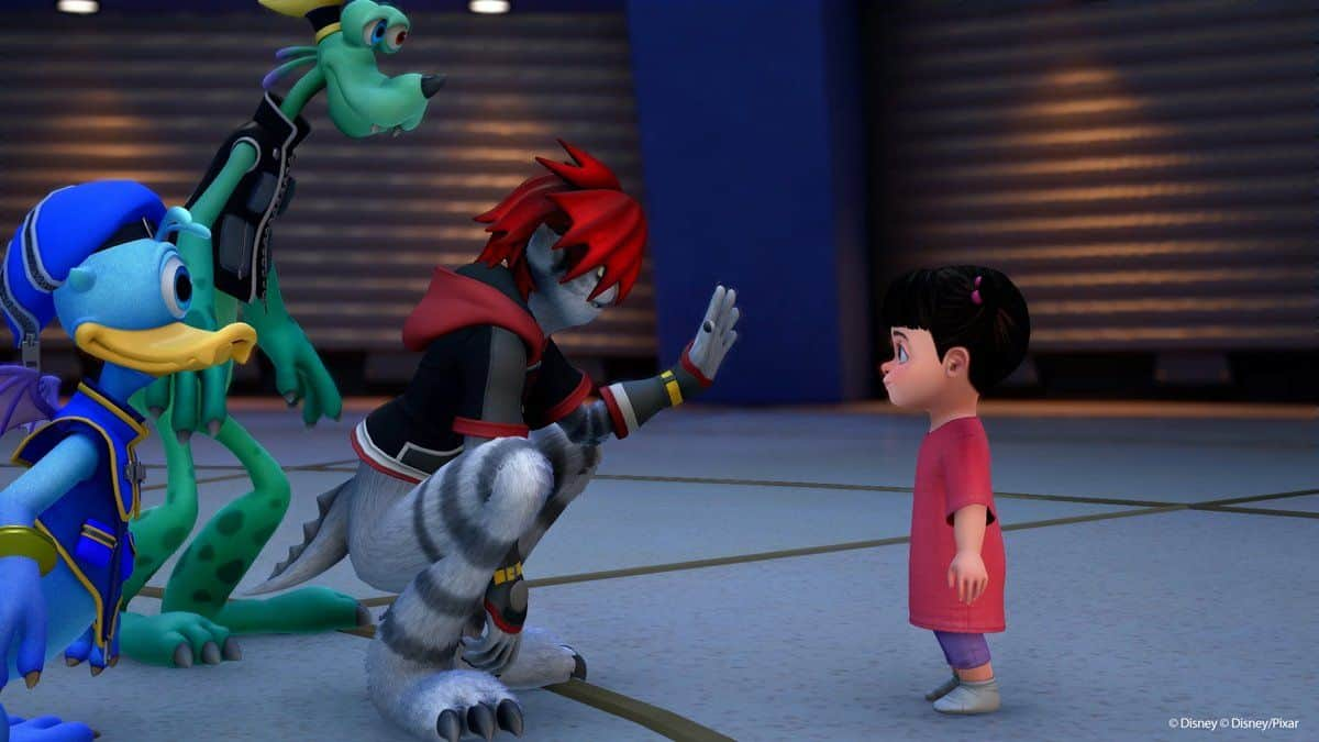 Kingdom Hearts 3 Chapter 5 Walkthrough Guide – Not-So-Scary Monstropolis