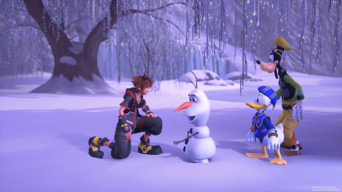 Kingdom Hearts 3 Chapter 6 Walkthrough Guide – Frosty Arendelle
