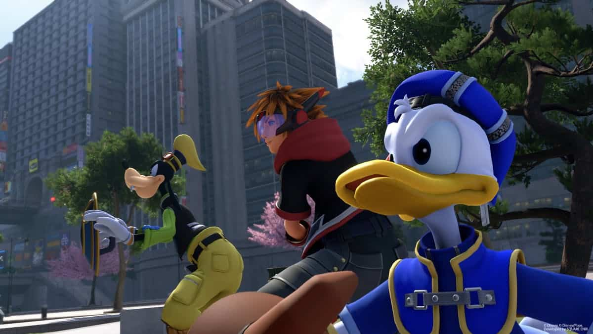 Kingdom Hearts 3 Chapter 8 Walkthrough Guide – Techtropolis San Fransokyo