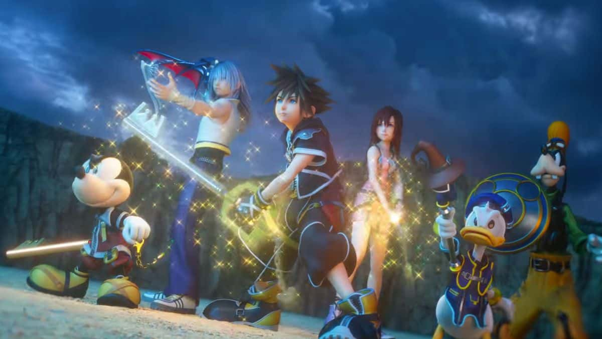 Kingdom Hearts 3 Chapter 9 Walkthrough Guide – Keyblade Graveyard