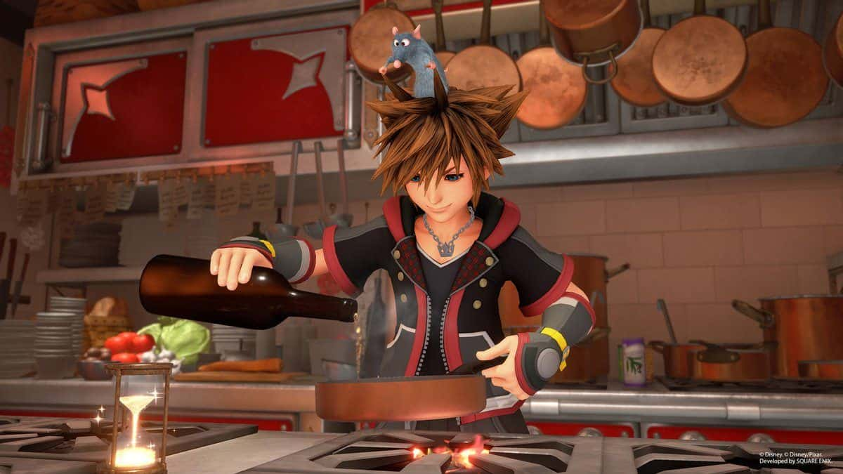Kingdom Hearts 3 Little Chef Bistro Mini Game Guide