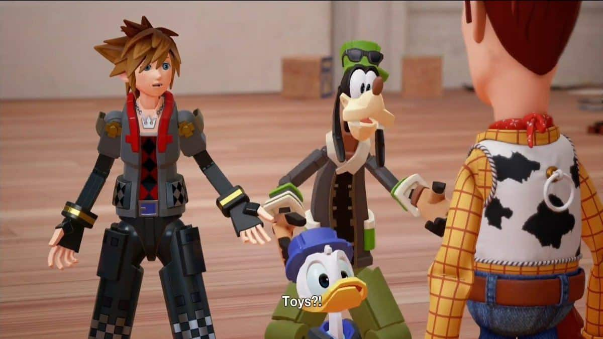 Kingdom Hearts 3 Shields Locations Guide