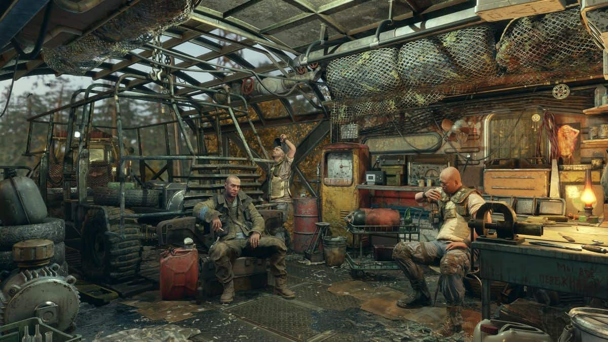 Metro Exodus Crafting Guide