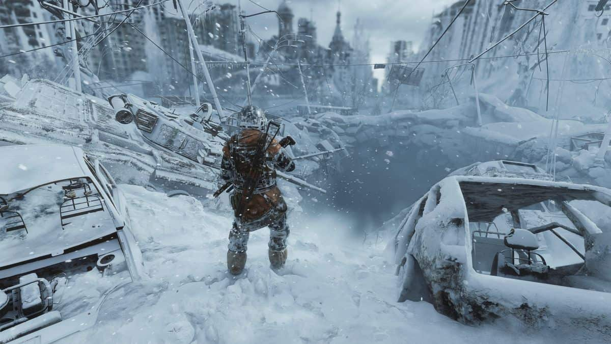 Metro Exodus Upgrade Locations Guide