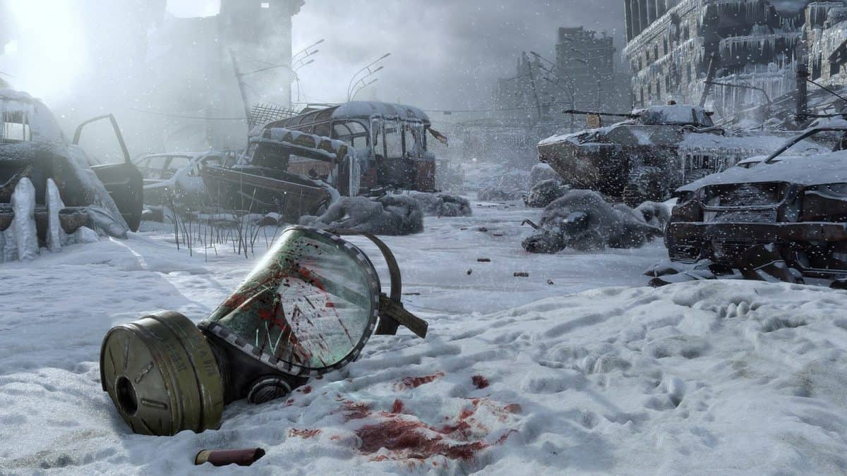 Metro Exodus Cracked