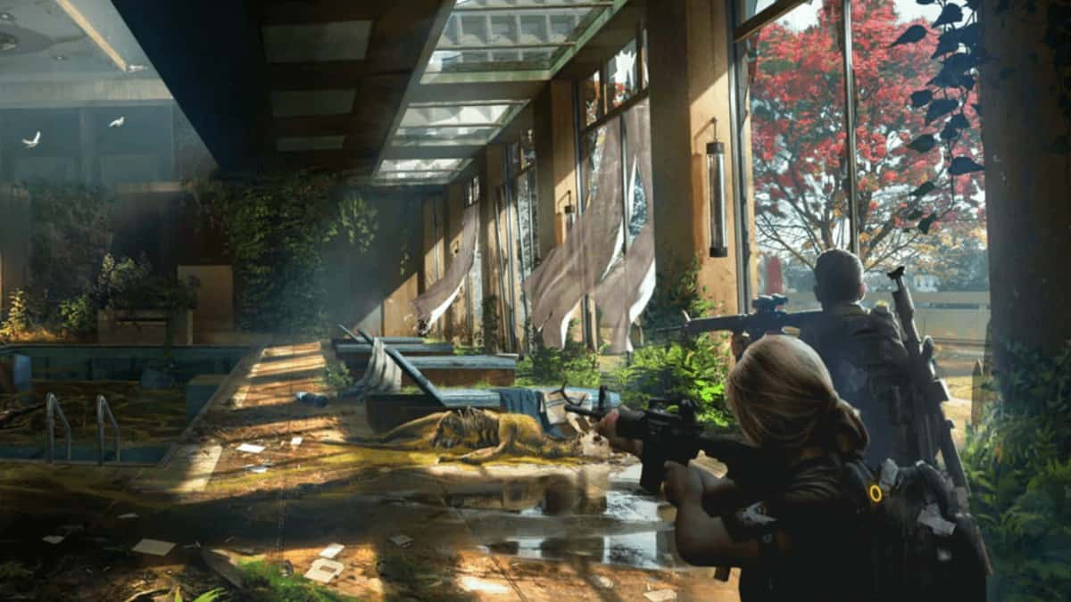 The Division 2 Open Beta, The Division 2 day one patch