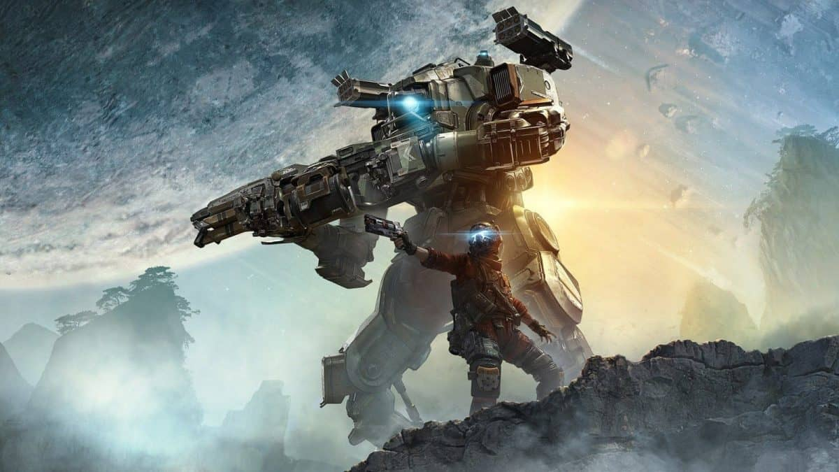 Free-to-Play Battle-Royale Titanfall Apex Legends, Titanfall 3