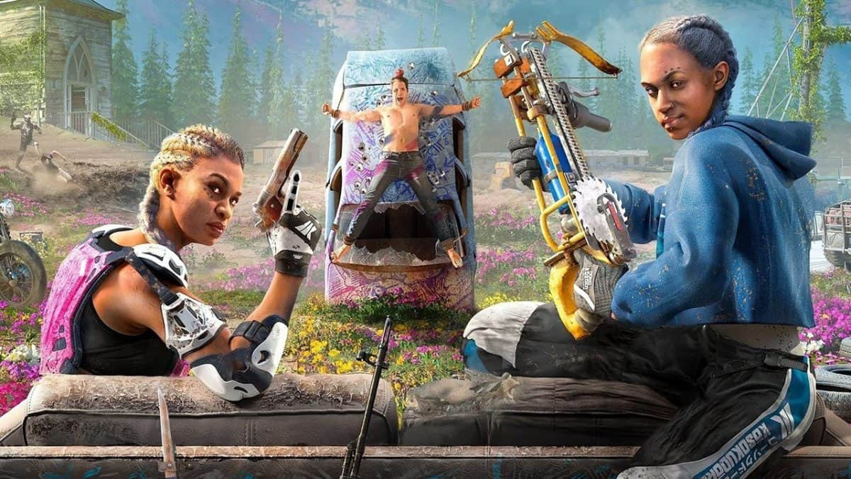Far Cry New Dawn Beginners Guide | Far Cry New Dawn Weapons Guide, Far Cry New Dawn Crash at launch