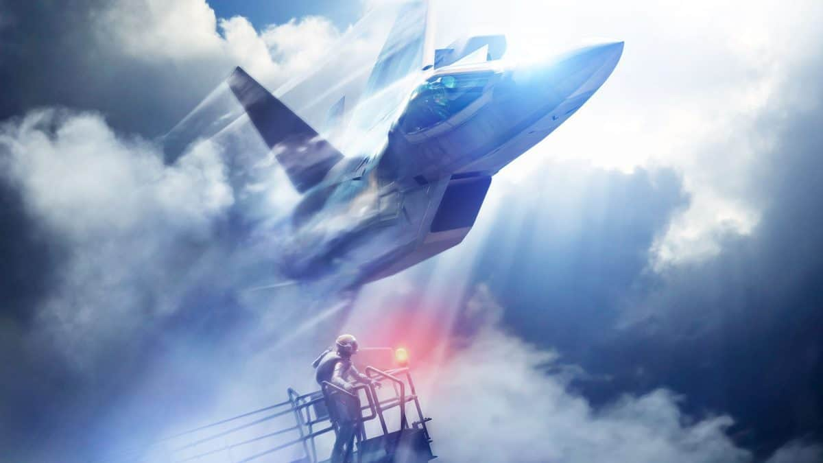 Ace Combat 7 Skies Unknown No HOTAS Support Fix, Black