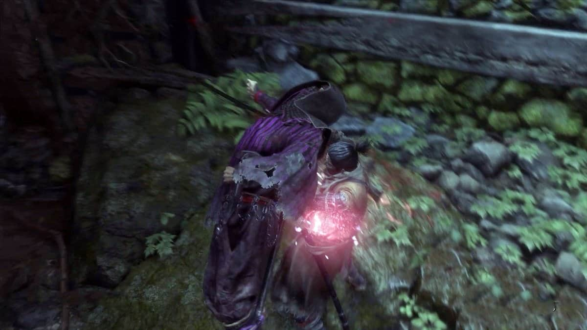 Sekiro: Shadows Die Twice Lone Shadow Longswordsman Boss Guide