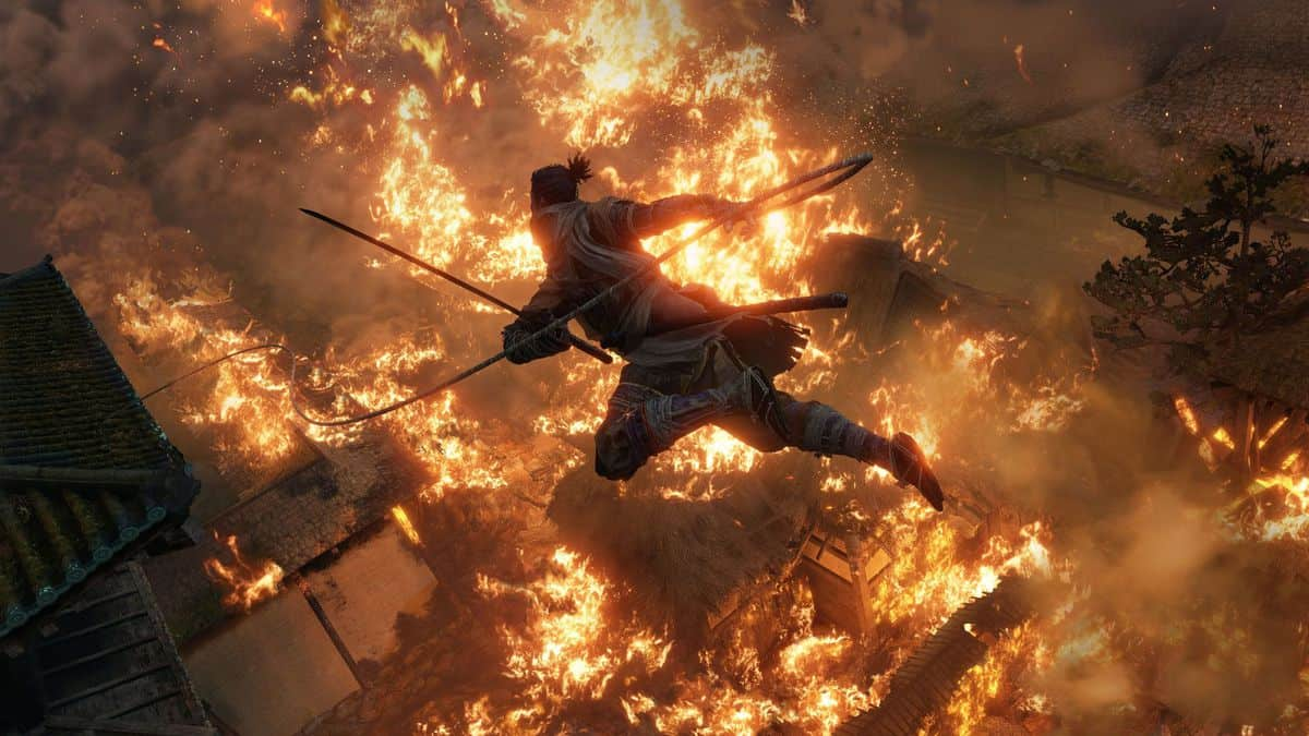 Sekiro Shadows Die Twice Demon of Hatred Boss Guide