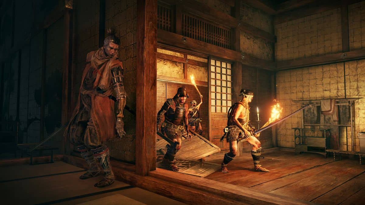 Sekiro Shadows Die Twice Stealth Guide