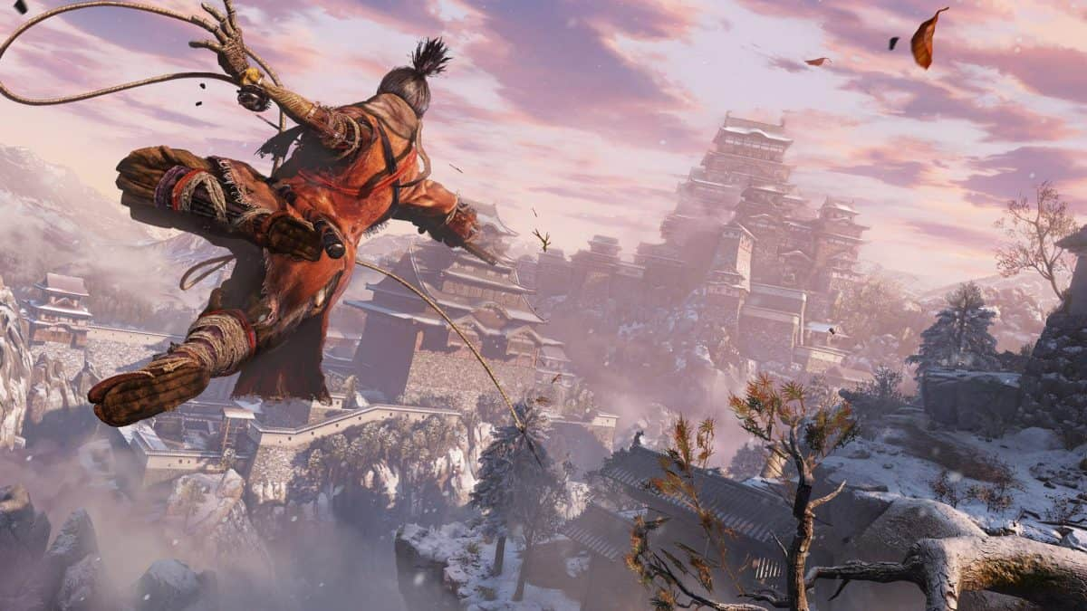 Sekiro Shadows Die Twice Senpou Temple, Mt. Kongo Walkthrough Guide