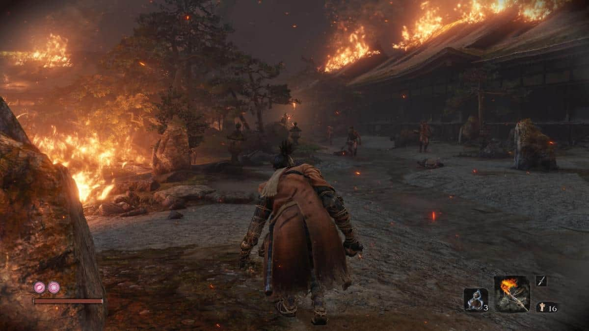 How to Level Up Fast in Sekiro Shadows Die Twice – XP Farming, How to Increase Attack Power