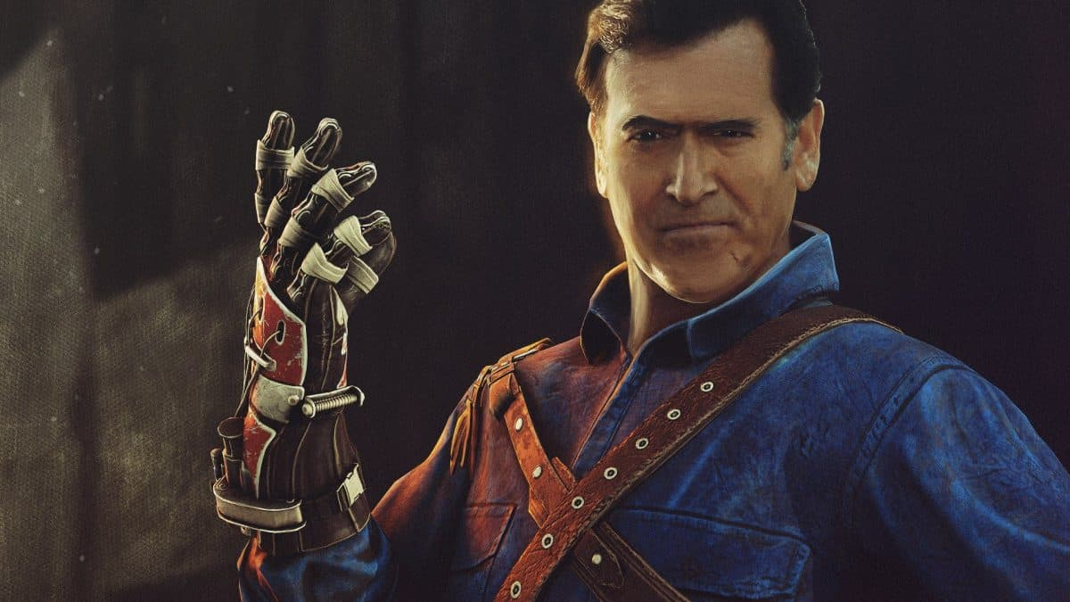 Dead by Daylight Bruce Campbell aka Ash Williams