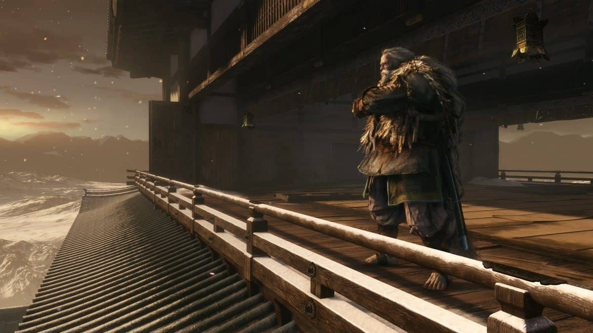 Sekiro Shadows Die Twice Merchants Locations and Items List Guide