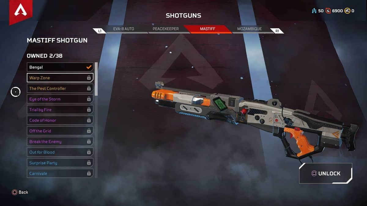 Apex Legends Legendary Gear Guide