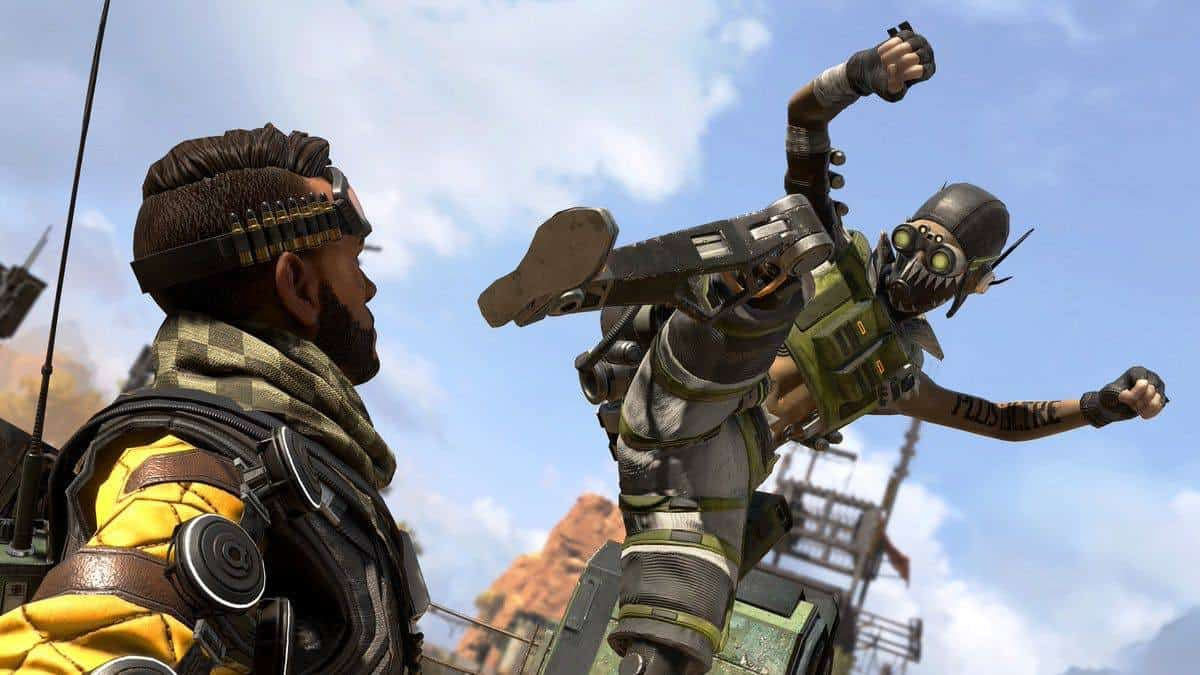 Apex Legends Octane Character Guide