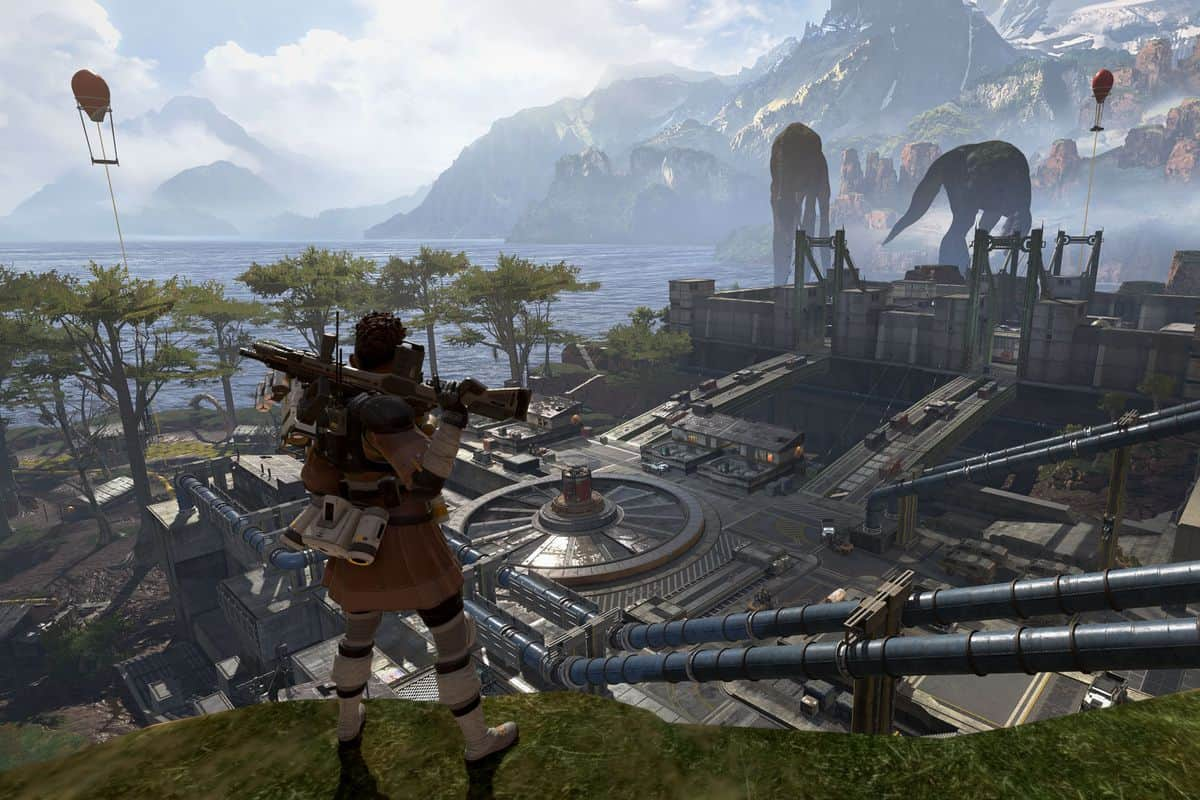 Apex Legends season one battle pass, Apex Legends update