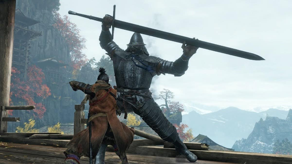 Sekiro Shadows Die Twice Armored Warrior Boss Guide – How to Beat, Rewards, Attacks and Strategies