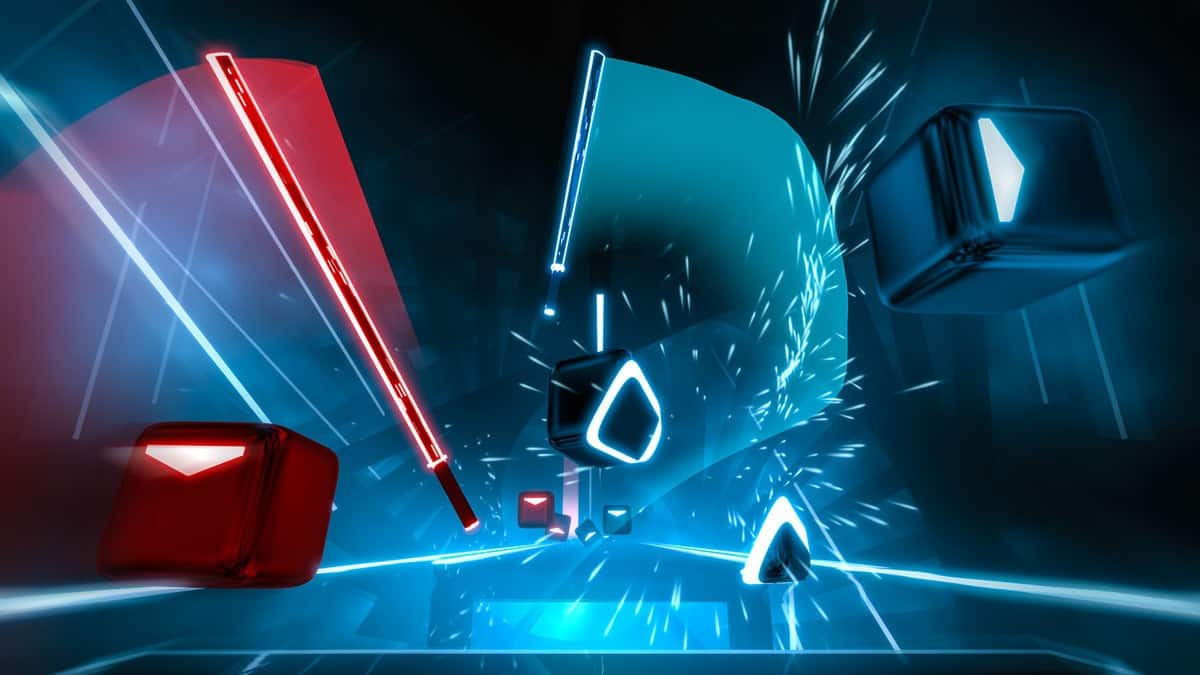 Beat Saber PS VR PC Sales