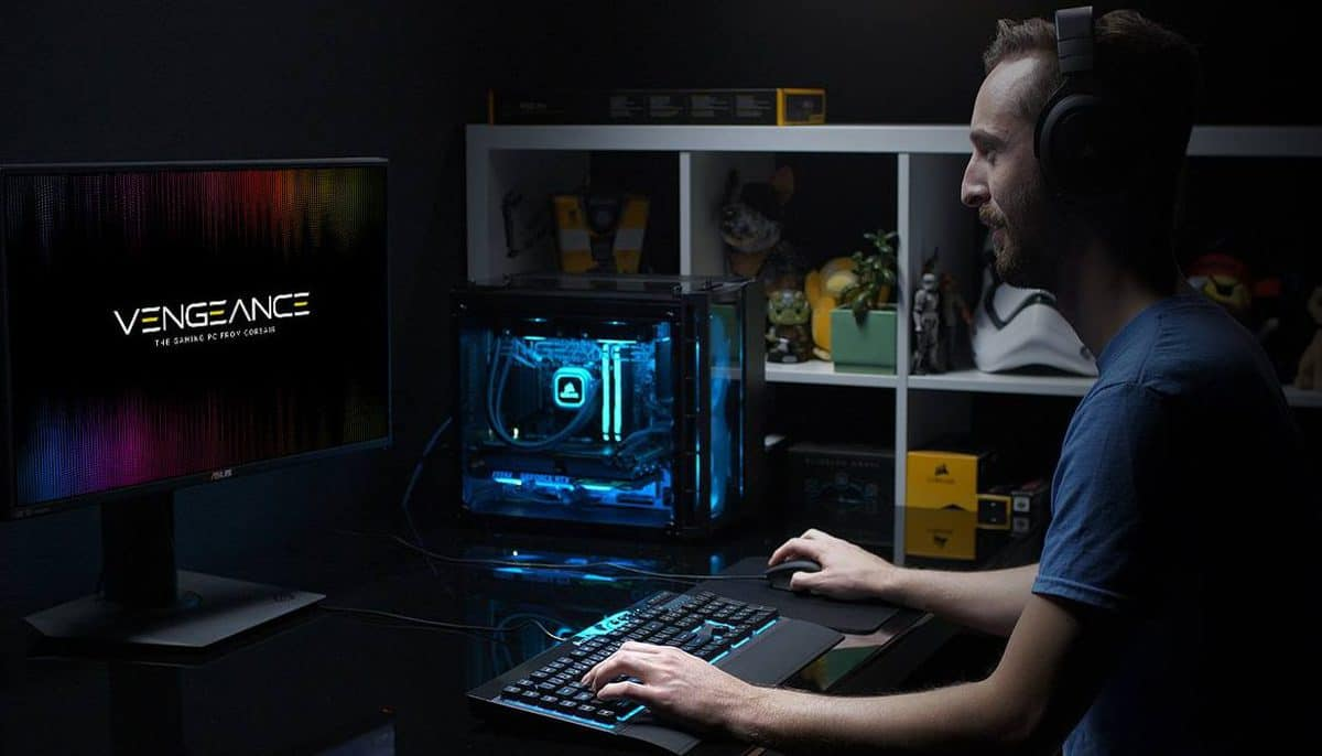 Corsair Gaming PC