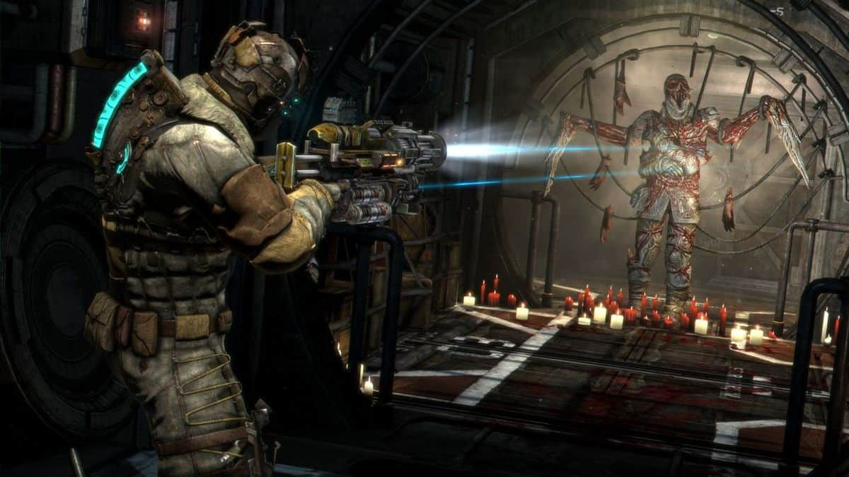 Dead Space 4 Multiplayer Co-op
